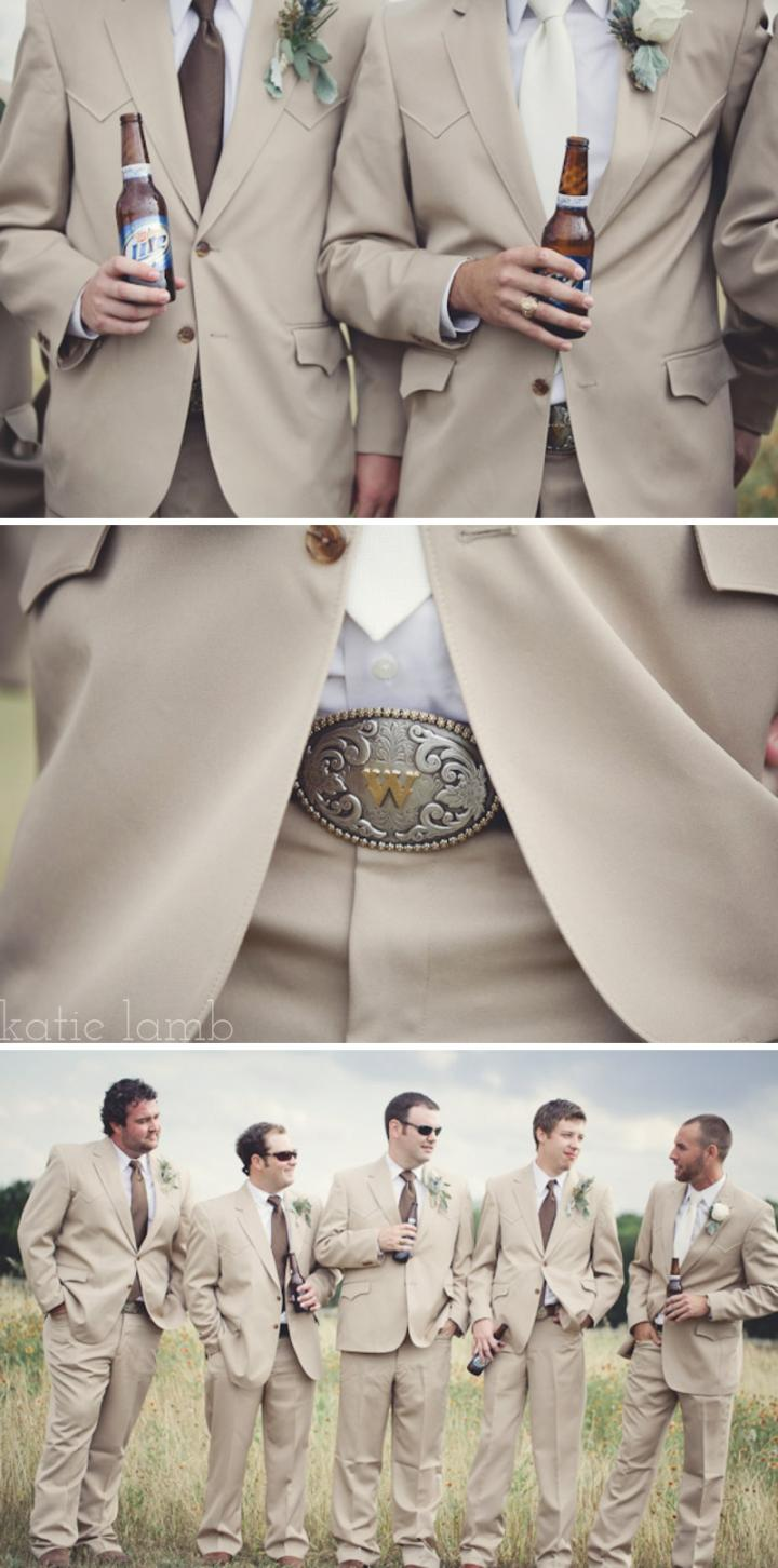 Vintage Texas Wedding