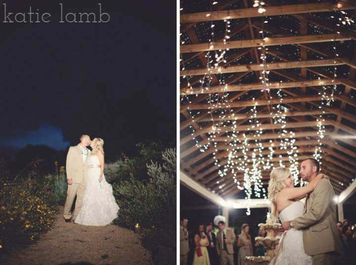 Antique Rose Emporium Wedding
